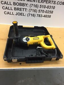 Dewalt 1 Hammer D handle Three Mode Sds Electric Corded Rotary