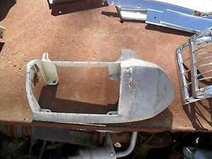 1971 Impala Convertible L H Front Fender Extension
