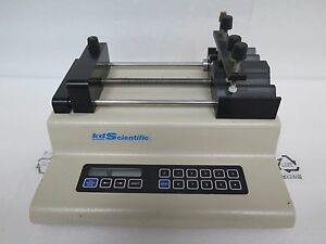 Kd Scientific Kds250 Four syringe Microdialysis Infusion Pump 780250