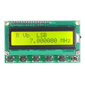 New 55mhz Digital Lcd Ad9850 Dds Signal Generator Module 6 Frequency Bands U4m4