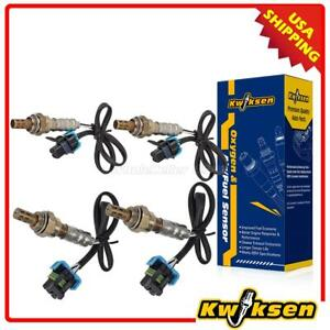 4x Oxygen Sensor Up Down For 2006 Chevrolet Avalanche Suburban 1500 Tahoe 5 3l