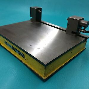 Daystorm Bench Center Inspection Tool 8 X 10 Model Ybc 2p Serial 213 Transicol