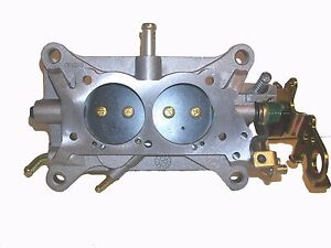 Holley Model 2300 List 4412 500 Cfm Complete Base Plate Assembly