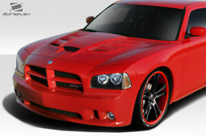 Duraflex Viper Look Hood 1 Piece For Charger Dodge 06 10 Ed113004