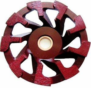 Coating Removal Concrete Grinding 4 5 Cup Wheel