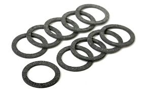 Holley Power Valve Round Gaskets Ten Pack Also Avenger B g Demon Aed Qft