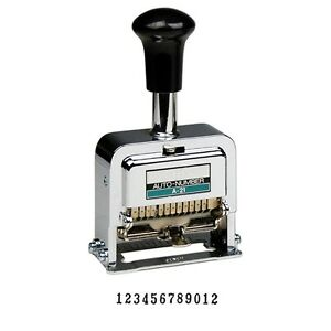 Lion Office Pro line A 21 Automatic Numbering Machine A21