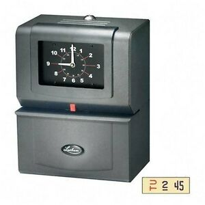 Lathem Time 4000 Series Heavy Duty Automatic Time Recorder 4021