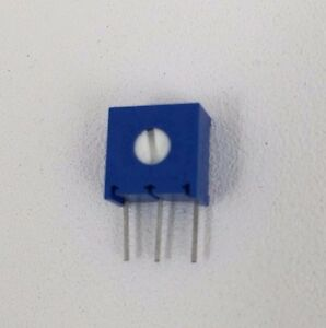 Pack Of 250 Bourns 3386 3 8 100k Ohm Square Trimpot Trimming Potentiometer Pot