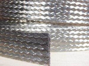 350 Feet 1 2 Braided Ground Strap Grounding Tinned Copper Flat Braid Made In Usa