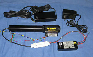 Melles Griot 05 stp 910 Or 912 Stabilized Hene Laser With New Tube Warranty