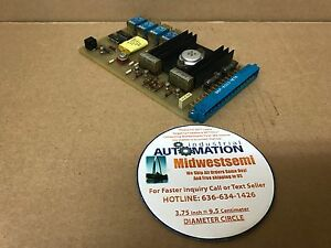112 003 334 200 Sulzer 112003334200 Power Supply Board Fsa c2 Freeshipsameday
