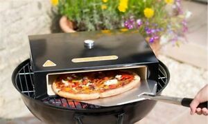 Bakerstone New Pizza bread cookies Double Wall Ceiling Portable Oven Box Grill