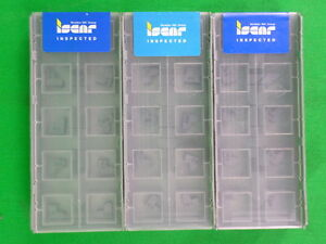 Lot Of 30 Iscar Tagn3cic908 Carbide Inserts