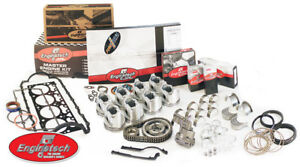 1996 2002 Chevy Gm Light Truck 350 5 7l V8 Vortec Premium Engine Rebuild Kit