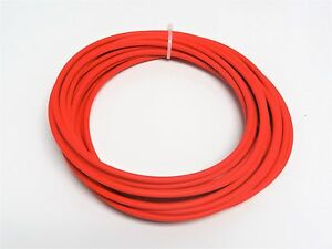 Automotive Wire 10 Awg High Temperature Gxl Wire Red 25 Ft Made In U s a