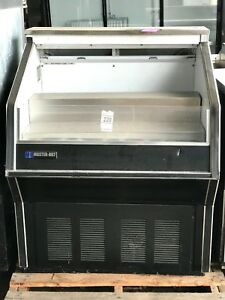 Master bilt Mpm36 Open Refrigerated Merchandiser Display