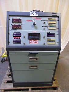 Apv Crepaco Pump Processing Equipment Test Monitor Information Station