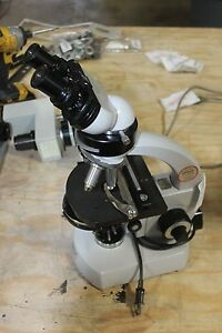 Carl Zeiss Standard Microscope With Eye Pieces 4987298