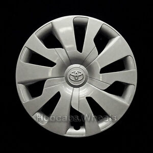 Toyota Yaris 2015 2017 Hubcap Genuine Factory Oem 61176 Wheel Cover