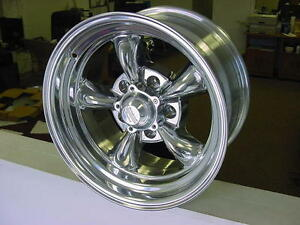 1 Torq Thrust 2 Wheel 15 X 6 Vn515 Series Ford Mopar Dodge 5 On 4 5 Bp W Lugs