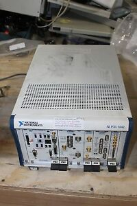 Ni National Instruments Pxi 1042 Loaded 8196 5600 5620 5610 5421