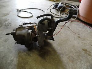 1999 2003 Saab 9 3 Oem Turbo Charger Parts Only