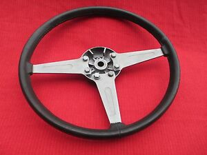 Reconditioned Clean And Original Oem Steering Wheel For Mgb And Mgb Gt Mg