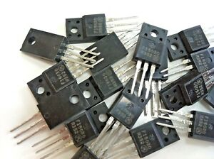 Mjf15030 Complementary Silicon Plastic Power Transistor Lot Of 25 Motorola