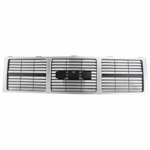 New Grille For Gmc C1500 Gm1200401 1985 To 1988
