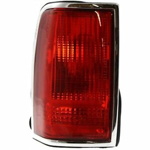New Tail Light driver Side For Lincoln Town Car Fo2800180 1992 To 1997