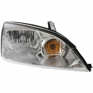 New Capa Headlight Passenger Side For Ford Focus Fo2503210c 2005 To 2007