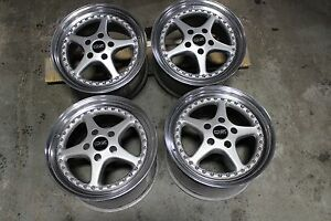Oz Mito Typ 00948 Split Wheels 5x120 7 Corvette Bmw