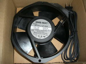 6 Axial Cooling Fan Nmb mat 5915pc 12t b30 W guard 15 Available New