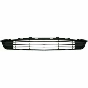 New Front Bumper Cover Grille For Toyota Corolla To1036111 2009 To 2010