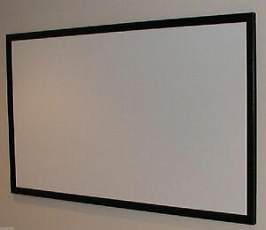 91 x54 Pro Grade Projector Screen Projection Screen Bare Material Made In Usa