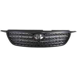 New Grille For Toyota Corolla To1200280 2005 To 2006