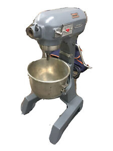 Hobart 20 Qt Bakery Donut Pizza Dough Floor Model Mixer W Bowl