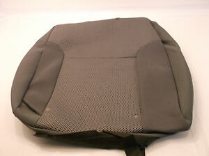 New Genuine Tacoma Double Cab 2005 2008 2nd Row 40 Back Lh Oem Seat Cover