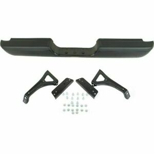 New Rear Ch1102332 Rear Bumper Pads Included For Dodge Ram 2500 1994 2002