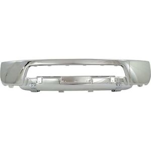 New Bumper Front For Nissan Frontier Ni1002140 2005 To 2008