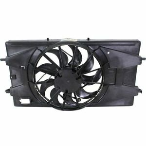 New Cooling Fan Assembly For Chevrolet Cobalt Gm3115179 2005 To 2010