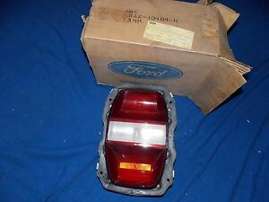 Nos Ford 1968 Galaxie 500 Tail Light Lamp Assembly 302 390 428