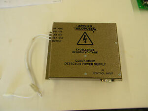 Applied Kilovolts Varian 1200 1200l Cub07 00022 Detector Power Supply