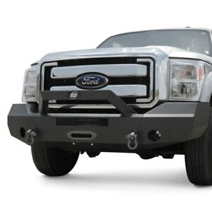 For Ford F 250 Super Duty 11 16 Bumper Elevation Series Bull Nose Full Width