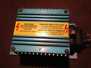 Porsche 911 Perma tune Electronic Ignition Cd Box 5 pin Keep An Extra On Hand
