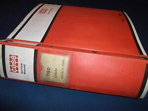 Case 1150 Crawler Tractor Dozer Service Shop Workshop Repair Book Manual