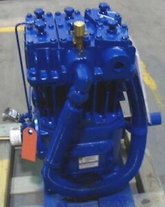 Quincy Qr370ng Natural Gas 2 Stage Compressor New Made In Usa