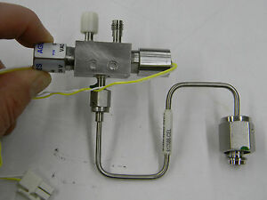 Agilent 5973 Gcms Ci Reagent Gas Select Valve Assembly G1999 80401 1d3