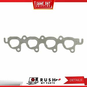 Dnj Eg413 Exhaust Manifold Gasket For 95 03 Ford Mercury 2 0l L4 Dohc 16v